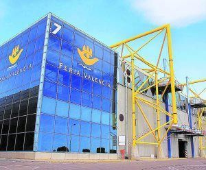 Feria valencia albergar una gran superficie del mueble y for Feria del mueble valencia
